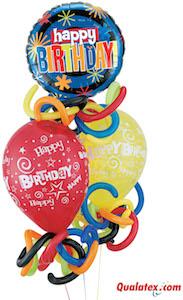 Geburtstags - Ballons