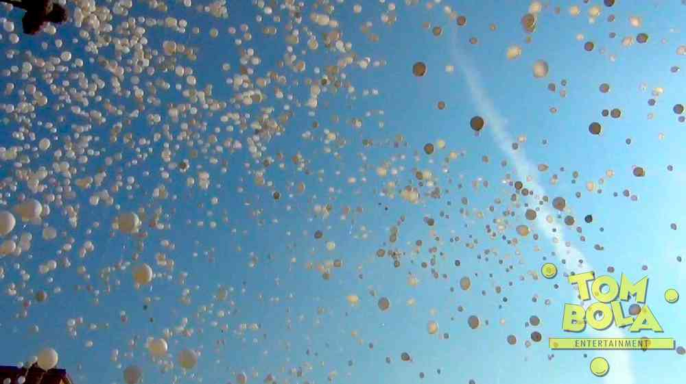 Ballonweitflug Barcelona
